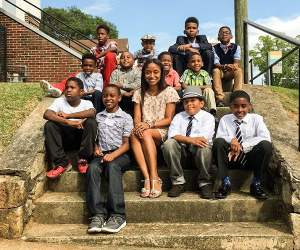 Young Gents, Inc. - Youth Boys Etiquette
